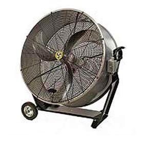 """Airmaster Fan 20"""" Washdown Blower Fan 604-75 1/4 HP 3225 CFM"""