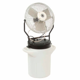 """TPI 18"""" Self Contained Power Mister Hand Carry Misting Fan PM-18S"""