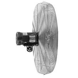 """TPI 24"""" Specialty Fan Head Non Oscillating ACH 24EX1 1/4 HP 8,000 CFM 1 PH"""