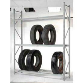 Truck Tire Rack 3 Tier Starter 96x24x120