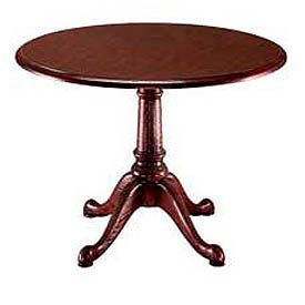 "Governors 48"" Round Conference Table"