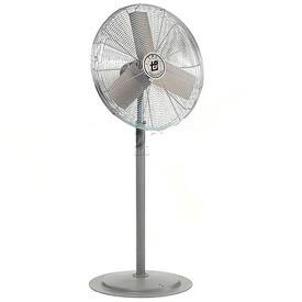 TPI AC24-EX1-P, 24 Inch Pedestal Fan 1/4 HP 4300 CFM 1 PH Explosion Proof Motor