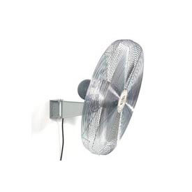 TPI IHP24-H-277-W, 24 Inch Wall Mount Fan 1/3 HP 4300 CFM 1 PH 277V Totally Enclosed Motor