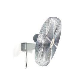 "TPI 24"" Wall Mount Fan 1/3 HP 7,000 CFM 1 Phase 277V, Totally Enclosed Motor"