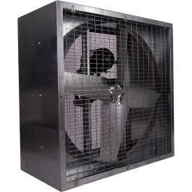 """36"""" Belt Drive Agricultural Box Fan 230V 1/2 HP Motor"""