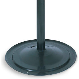"""Jetaire® Pedestal Base With 42"""" Pole for HV Series Fans PB 2430"""