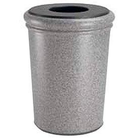Concrete Waste Container 50 Gallon, Ashtone - 720917