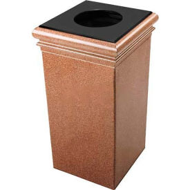 Concrete Waste Container 30 Gallon, Sedona - 722121