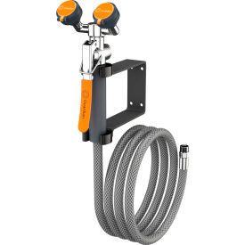 Guardian Equipment Emergency Eye Wash and Drench Hose Unit - Wall Mounted, G5026