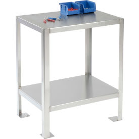 Machine Tables Shop Stands Machine Tables X Stainless - Stainless steel table 18 x 24