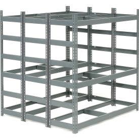 """Bar Storage Rack 56""""W X 60""""D X 60""""H"""