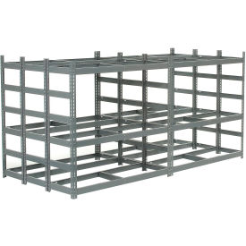 """Bar Storage Rack 56""""W X 120""""D X 60""""H"""
