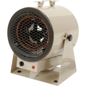 TPI Fan Forced Portable Heater HF686TC - 5600/4200W 240/208V 1 PH