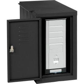 Computer CPU Cabinet Side Car - Black