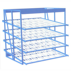"Gravity Flow Add-On Rack 96""W x 48""D x 96""H"
