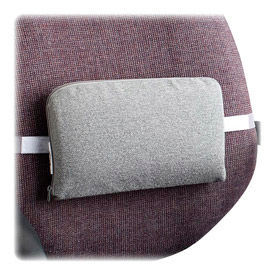 Master® Lumbar Support Cushion, Gray