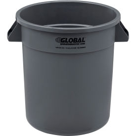 Trash Container, Garbage Can - 10 Gallon