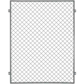 Husky Rack & Wire Security Wire Mesh Window Guard - Surface Mount 3' x 6'