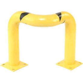"Steel Triple Elbow Corner Guards 24""H X 30""L"