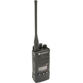 Motorola RDU4160D UHF 2 Way Radio 16 Channel 4 Watt With Display