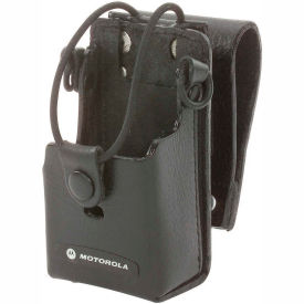 "Motorola Leather Case with 3"" Swivel for RDX"