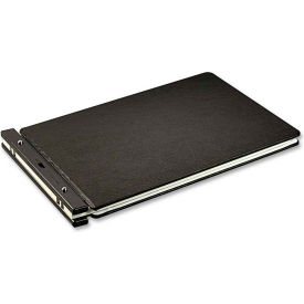 Raven Vinyl-Guarded Post Binder For 11X17 Sheets, 7 C To C, Black
