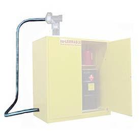 Galvanized Flexible Hose for Ventilation Blower