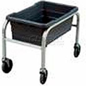 "All Welded Aluminum 1 Lug Cart, 26""L x 15-3/4""W x 19""H, No Lugs"
