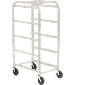 "All Welded Aluminum 4 Lug Cart, 26""L x 18-3/4""W x 51""H, No Lugs"