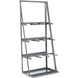 """Vertical Bar Rack 36""""W x 24""""D x 84""""H - All Welded"""