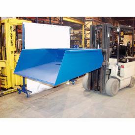 Fork Lift Mounted Snow Loader & Dumper 1-1/3 Cu. Yd. & 4000 Lb. Capacity