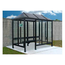 Bus & Smokers Shelters | Bus & Smokers Shelters | Smoking Shelter