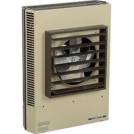 TPI Horizontal/Vertical Discharge Fan Forced Suspended Unit Heater P3P5107CA1N - 7500W 480V 3 PH