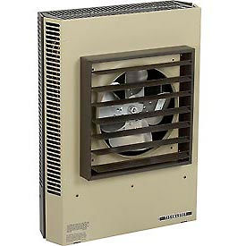 TPI Horizontal/Vertical Discharge Fan Forced Suspended Unit Heater F2F5110CA1L - 9900W 208V 1/3 PH