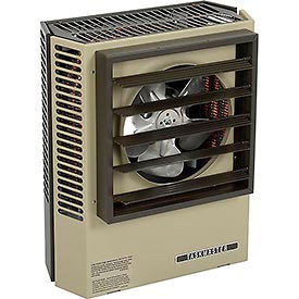TPI Horizontal/Vertical Discharge Fan Forced Suspended Unit Heater G1G5105N - 5000W 277V 1 PH