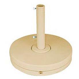 Grosfillex® 70 Lb. Freestanding Umbrella Base, Sand