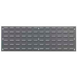 Louvered Wall Panel Without Bins 36x12 - Pkg Qty 2