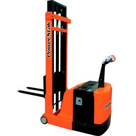 PrestoLifts™ PowerStak™ Fully Powered Counterbalance Stacker PPS1100-62-CB 1100 Lb. Cap.