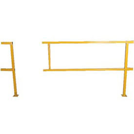 """Guard Rail Sliding Gate 60""""Usable Length, Min/Max Height 21-5/8 to 25-5/8"""""""