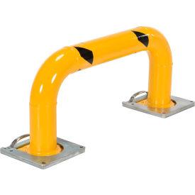 "Removable Steel Rack Guard 16""H X 36"" L"