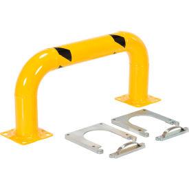 "Removable Steel Rack Guard 16""H X 48"" L"