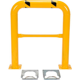 """Removable Steel Machinery Rack Guard 42""""H X 36"""" L"""
