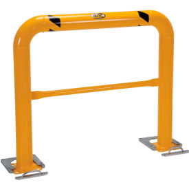"Removable Steel Machinery Rack Guard 42""H X 48"" L"