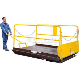 Semi-Portability Kit WL-WK for Vestil Truck Scissor Dock Lift