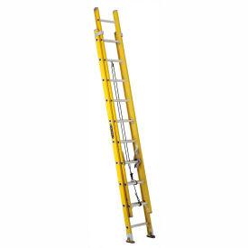 Louisville 20' Fiberglass Extension Ladder - 250 lb Cap. - FE1720