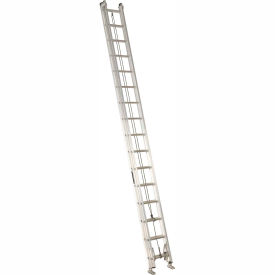 Louisville 32' Aluminum Extension Ladder - 300 lb Cap. - AE2232