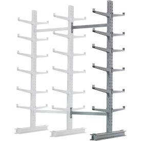 "Cantilever Rack Double Sided, Add-On Unit Medium Duty, 72"" W  x 78"" D x 10' H, 7600 Lbs Capacity"