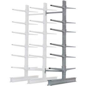 "Cantilever Rack Double Sided Add-On Unit Heavy Duty, 48"" W  x 59"" D x 8' H, 26600 Lbs. Capacity"