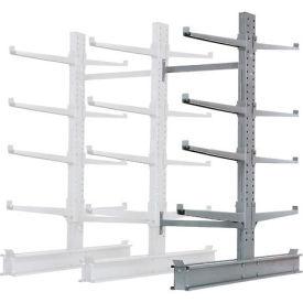 "Cantilever Rack Double Sided Add-On Unit Heavy Duty, 48"" W  x 59"" D x 8' H, 26600 Lbs Capacity"