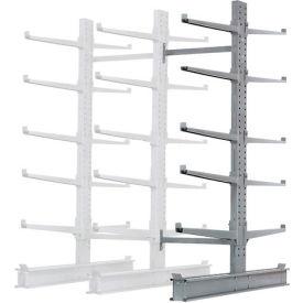 "Cantilever Rack  Double Sided Add-On Unit Heavy Duty, 72"" W  x 83"" D x 10' H, 20600 Lbs Capacity"